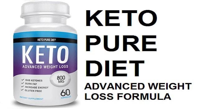 Keto pure diet - forum - comment utiliser - effets
