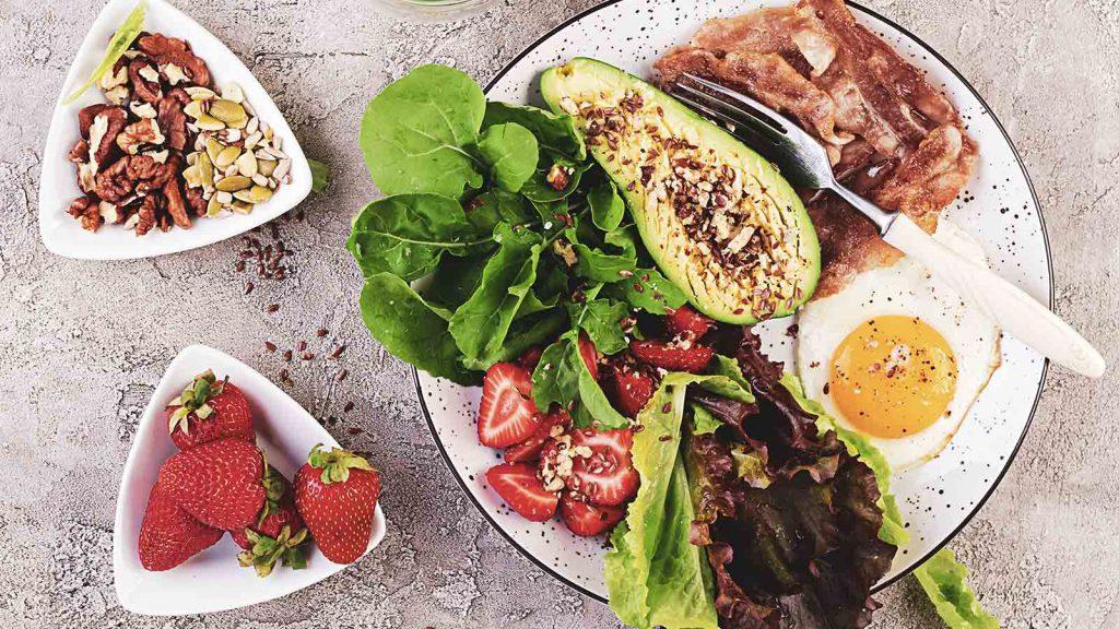 Avantages pain keto d'un régime cétogène